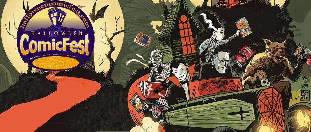 Halloween Comicfest