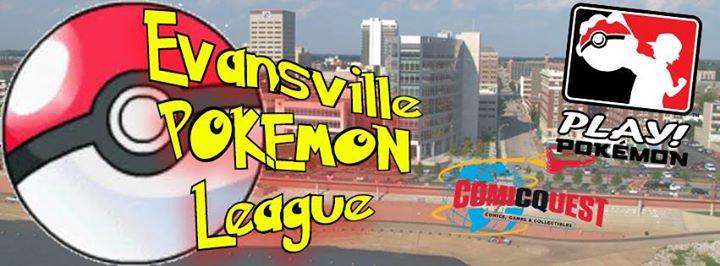 Evansville Pokemon League at Comic Quest