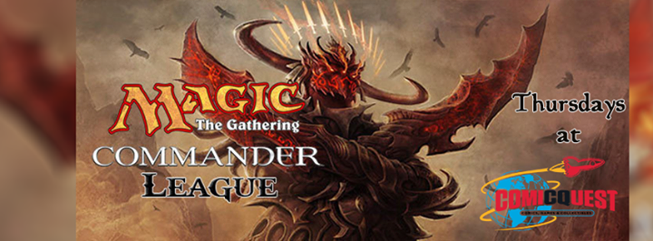 MTG: Thursday Night Commander