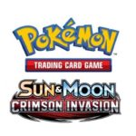 Pokemon Sun & Moon Crimson Invasion Expansion AVAILABLE NOW!