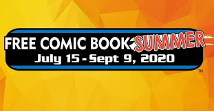 Diamond Announces Free Comic Book Summer – Multiversity Comics