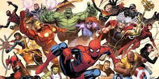10 Brand New Marvel Graphic Novels Lot Blind Box -Guaranteed ...