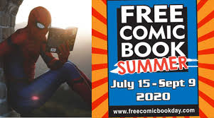 Free Comic Book Day 2020 - Full List of Free Comics! |