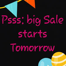 Pss: Big sale start tomorrow. Check out my store tomorrow to find out  what's the secret about ❤❤❤ | How to find out, Diy for kids, Nursery toys
