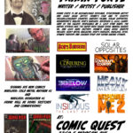 COMIC QUEST WEEKLY FOR 9/6/21 2021!